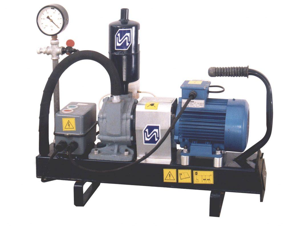 вакуумен агрегат